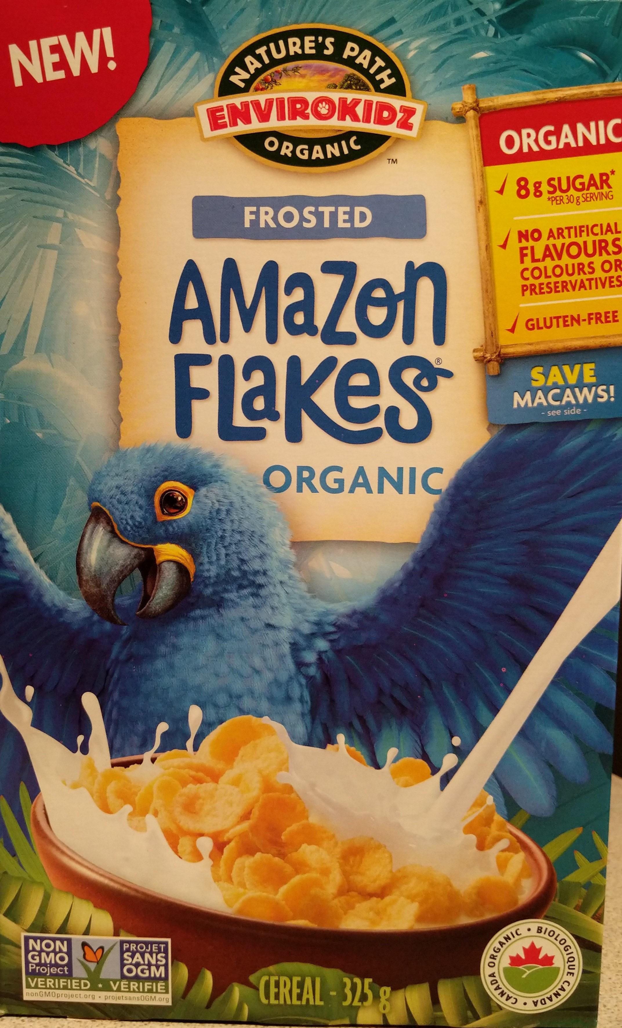 Frosted Amazon Flakes - Produit - fr