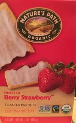 Frosted toaster pastries - Product - en