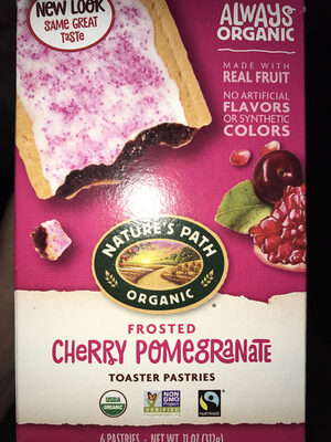 Frosted cherry pomegranate - Product