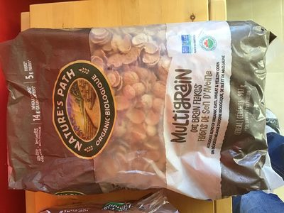 Multigrain Oatbran Cereal - Product - en