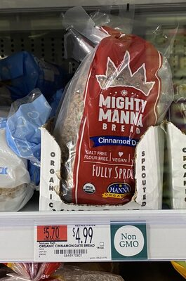 Manna bread - Product