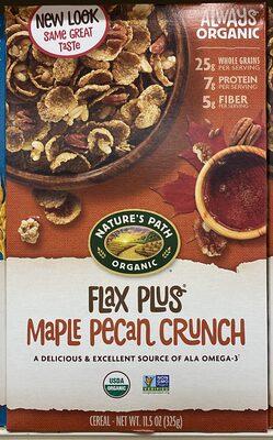 Maple pecan crunch - Product - en
