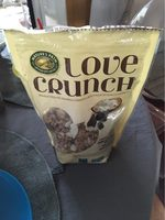Organic Granola - Dark Chocolate Macaroon - Product - fr