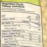 Céréales Biologiques Gorilla Munch (sans Gluten) - Nutrition facts - fr