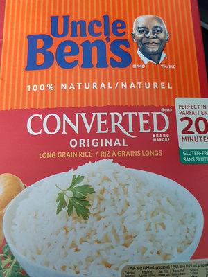 Riz a long grains - Product