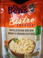 Bistro Express bruns à grains entiers - Produit - fr