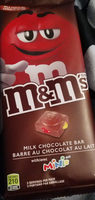 Milk Chocolate Bar with Minis - Produit - fr