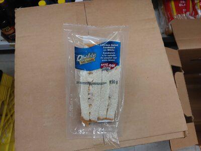 Chicken Salad Sandwich - Product - en