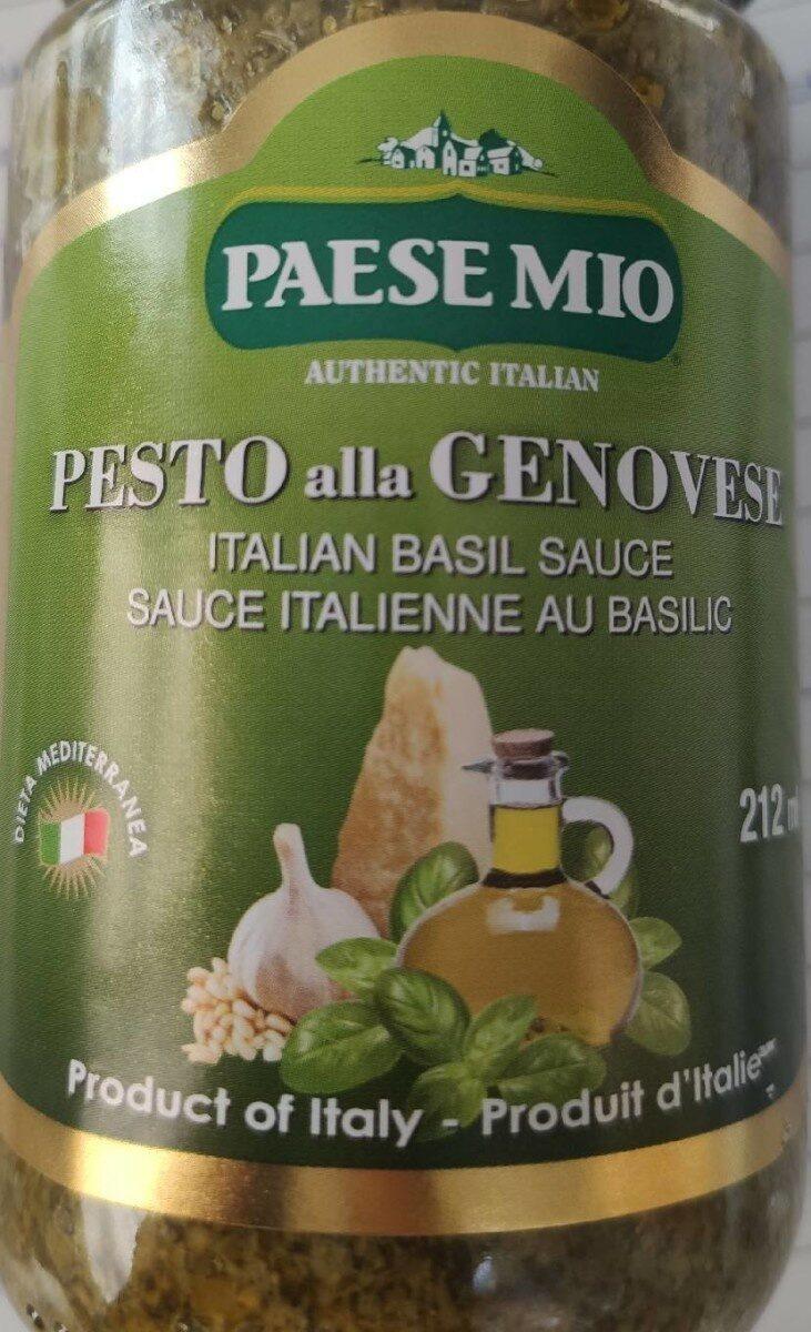 Pesto alla genovese - Produit - en