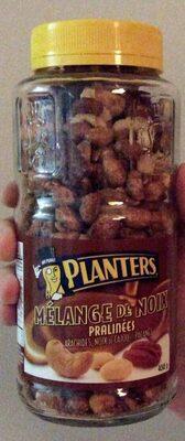 Mélange de noix pralinées - Product - en