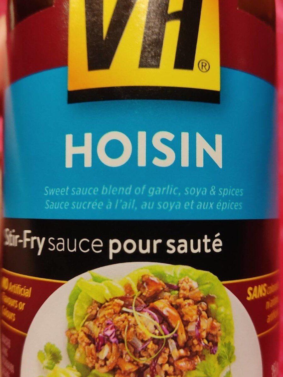 Hoisin sauce pour sauté - Produit - fr