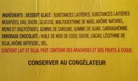 Unilever canada - Ingredients - fr