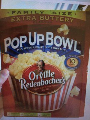 Pop Up Bowl - Produit