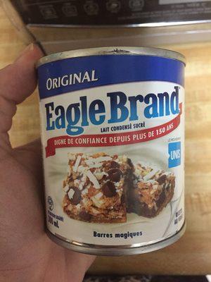Sweetened condensed milk - Product