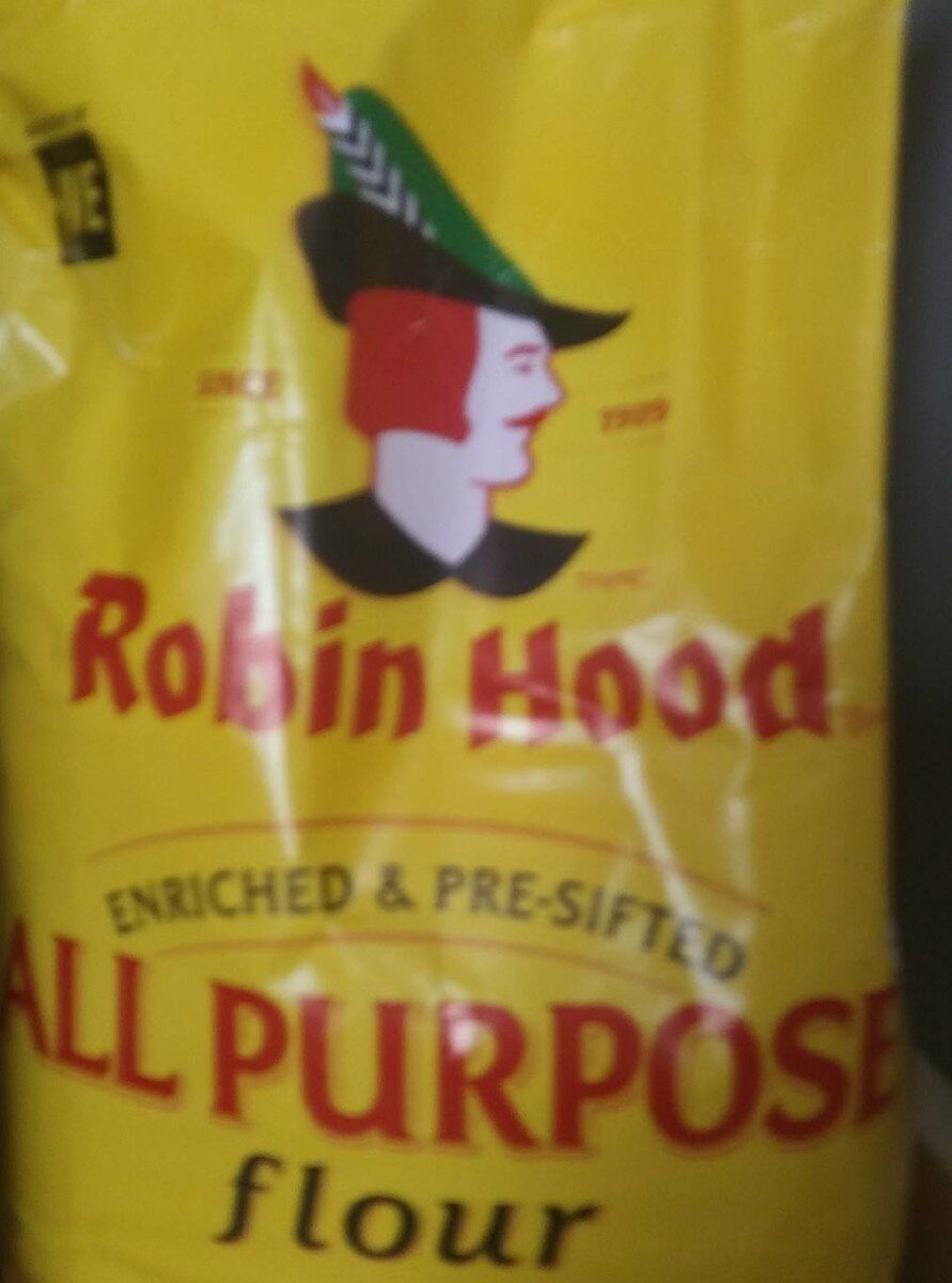 All purpose flour - Produit - fr