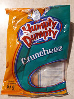 Cruncheez - Продукт