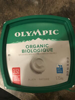 Organic Yogurt Plain 3.5% M. F. - Produit