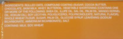 HobNobs - Ingredients - en