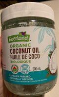 Huile de coco biologique - Produit - fr
