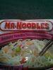 Mr noodle - Product