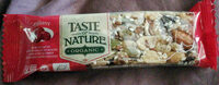 Nature Cranberry Organic Fruit & Nut Bar - Product - fr