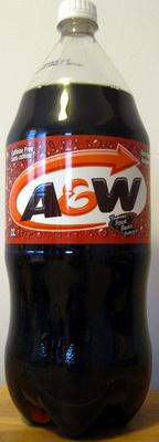 A&W racinette/root beer - Produit - fr