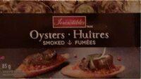 Huîtres fumées - Produit - fr