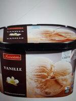 Crème glacée classique à saveur de vanille - Produit - fr