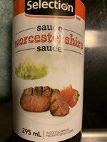 Sauce worcestershire - Produit - fr