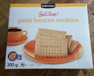 Petit beurre cookies - Produit - fr