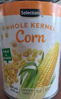 Grains entier mais - Produit - fr