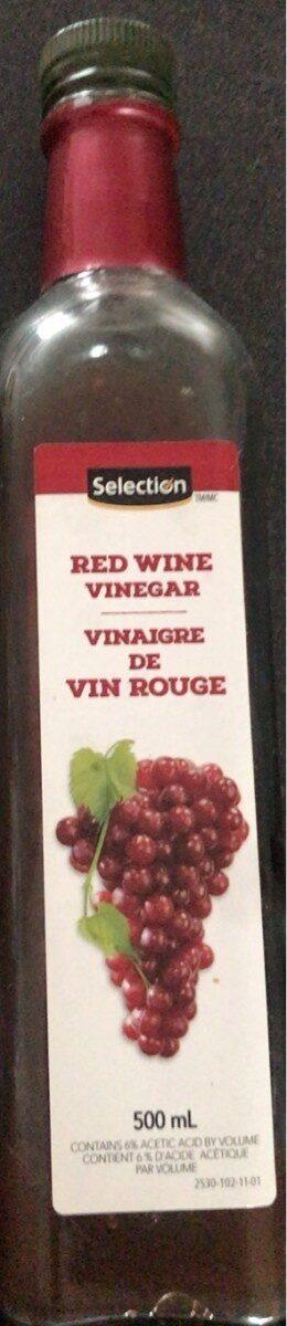 Vinaigre de vin rouge - Produit - fr