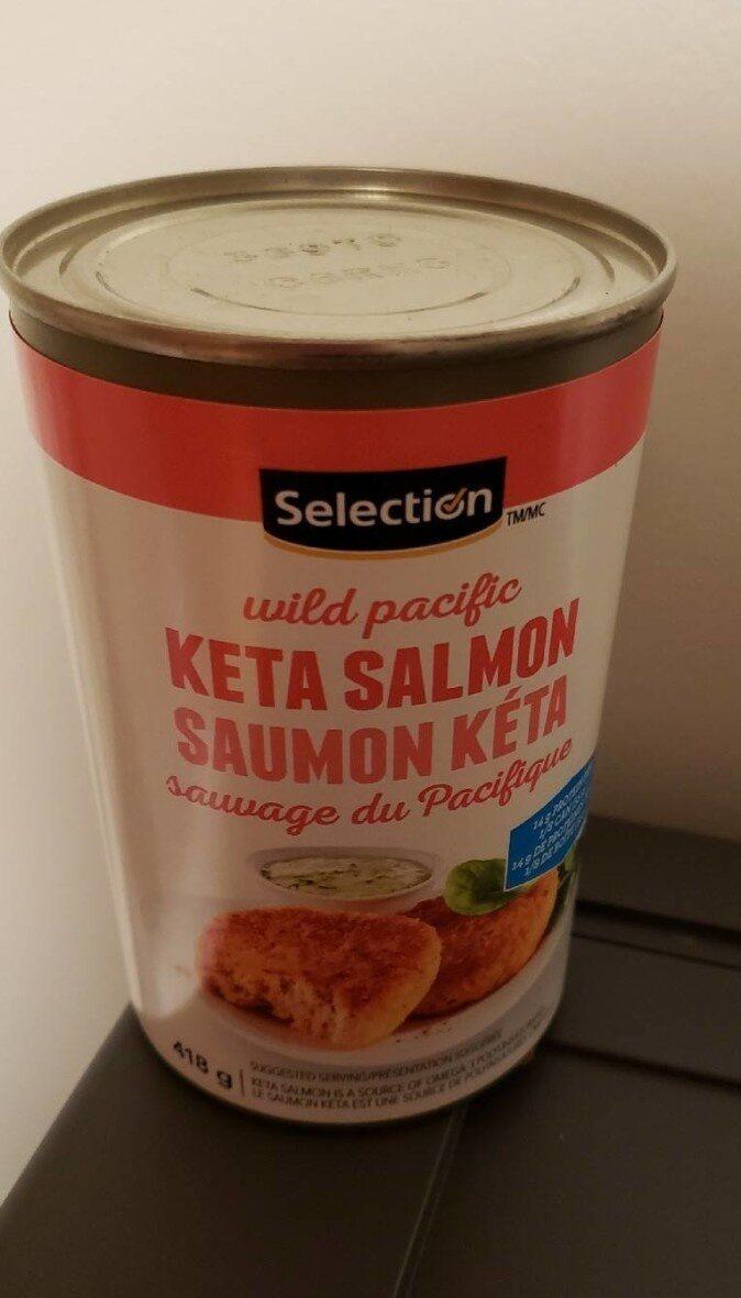 Saumon Kéta - Produit - fr