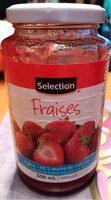 Tartinade de fraise - Produit - fr