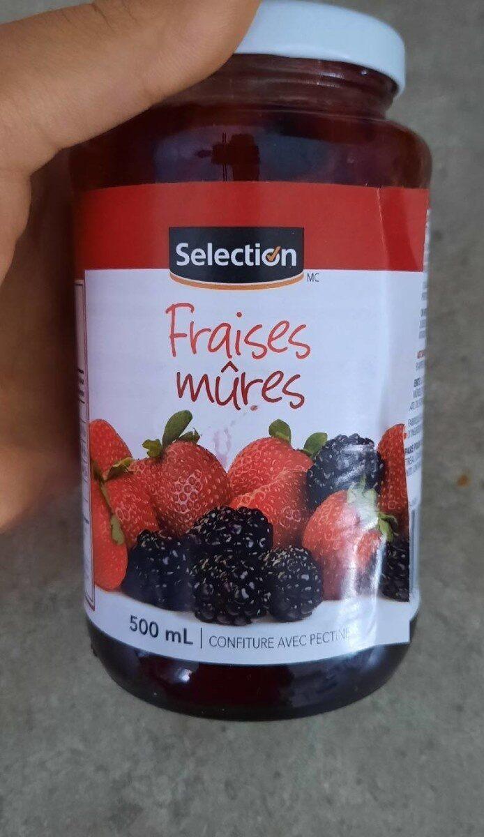 Fraises mûres - Product - fr