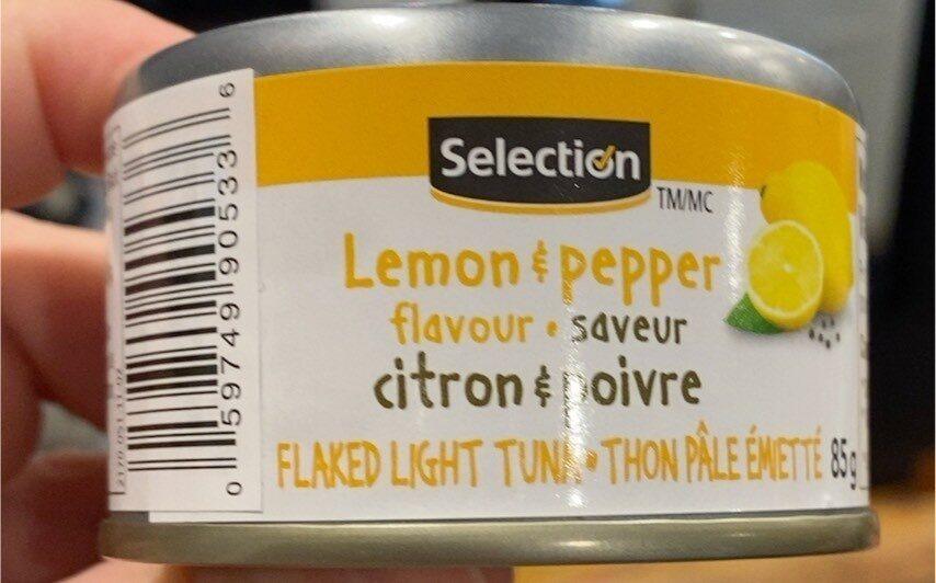 Thon pale citron - Produit - en