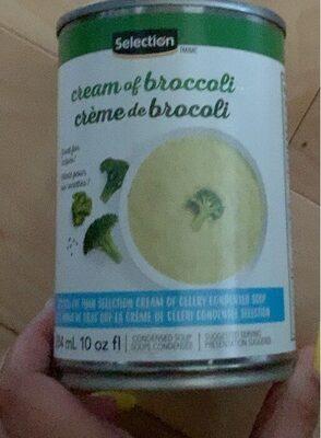 Crème de brocoli - Produit - fr