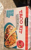 Kit taco - Produit - fr