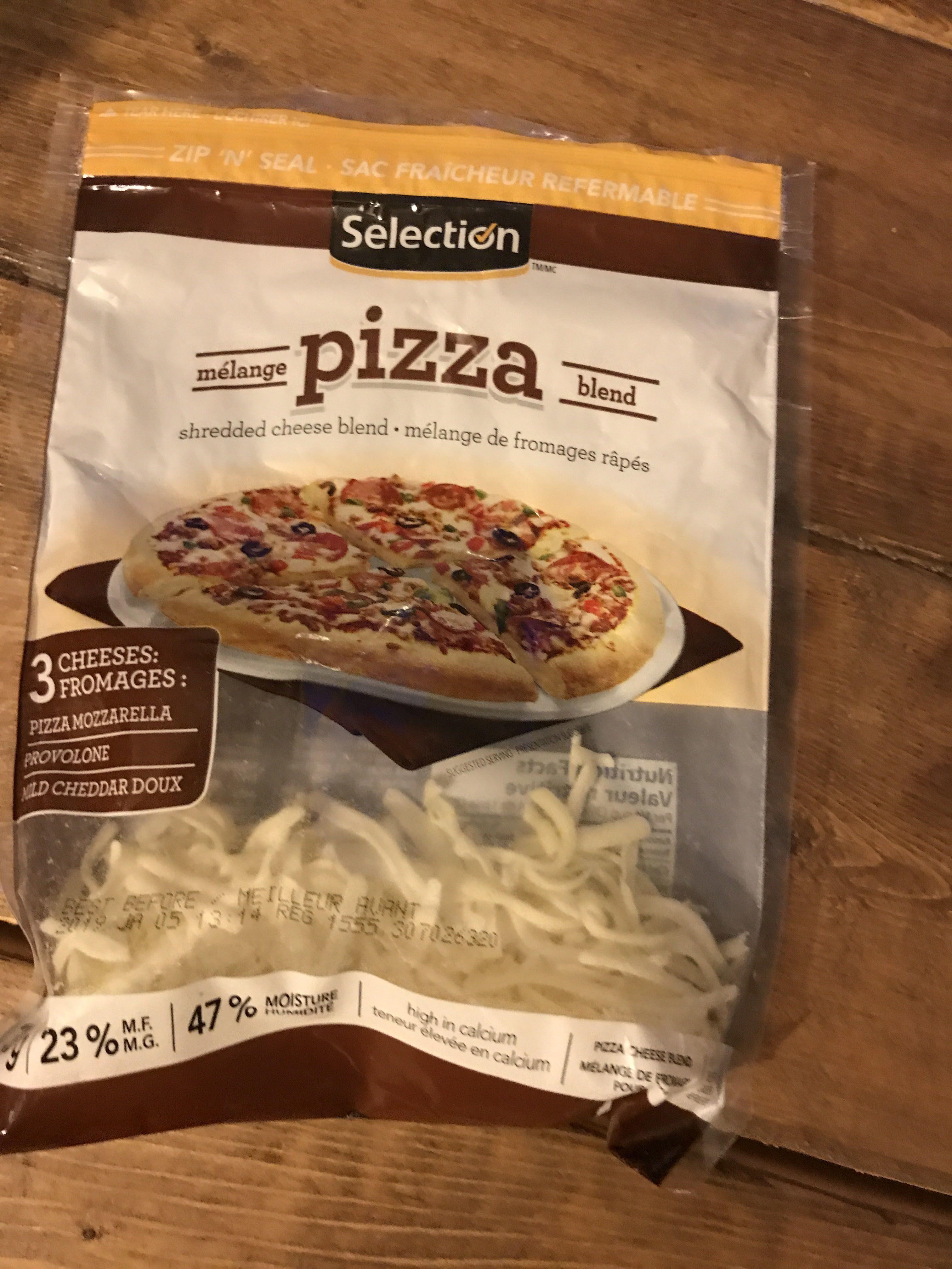 mélange fromage râpés - Produit - fr