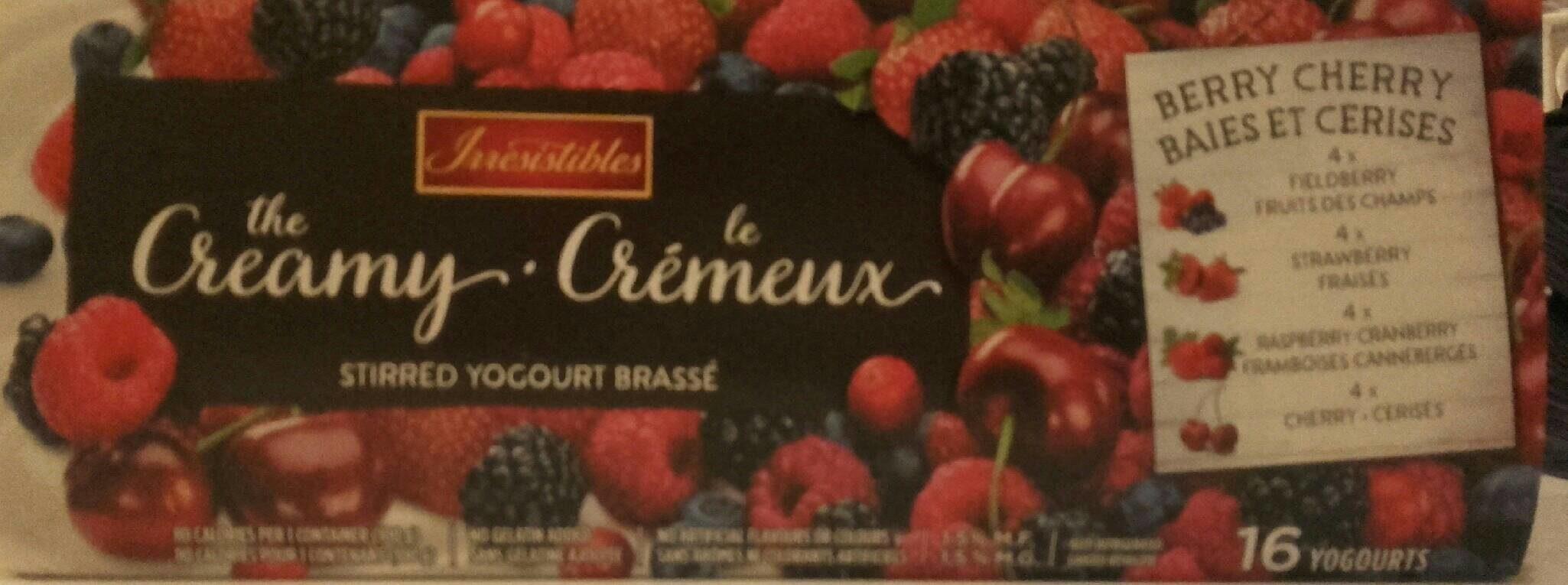 Le Crémeux Yogourt brassé - Product