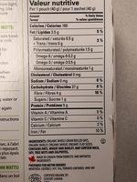 Gruau instantané multigrains avec graine de lin - Ingrediënten - fr