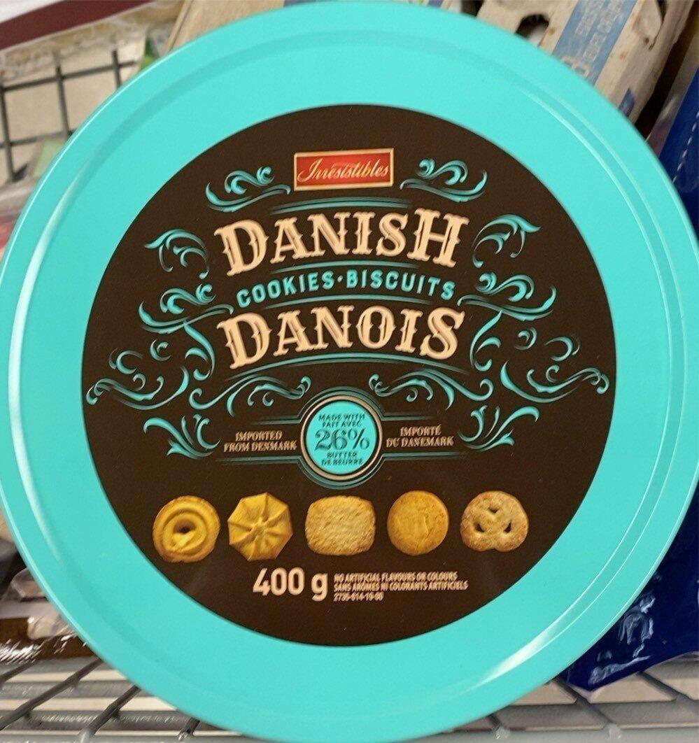 Biscuits Danois - Produit - fr