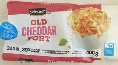 Old cheddar fort - Produit - en