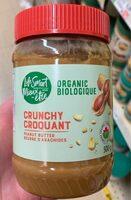 Beurre d'arachides croquant - Produit - fr