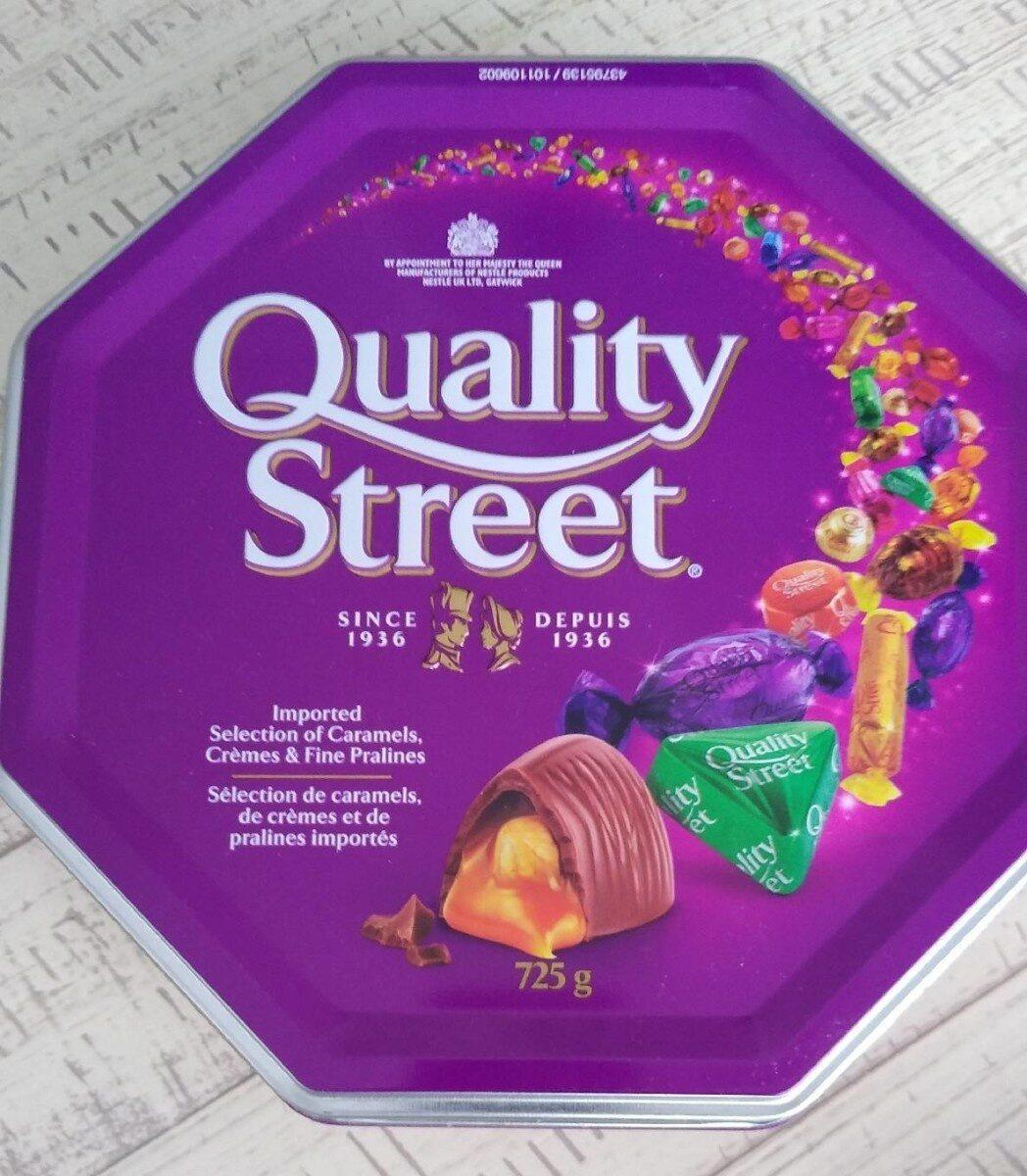 Qualité Street - Product - fr