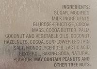 Qualité Street - Ingredients - en