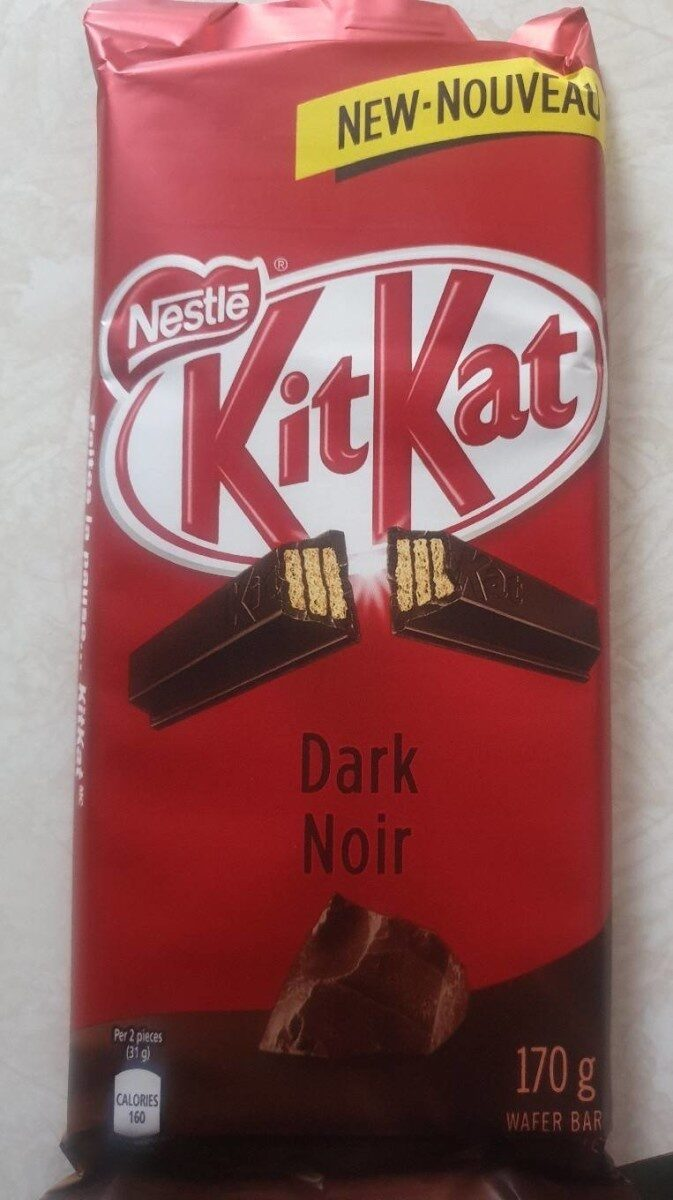 Kit Kat Dark - Product - fr