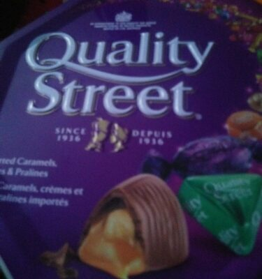 Quality street - Product - en
