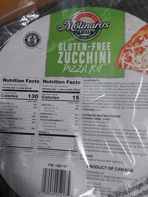 molinaros pizza - Produit - en