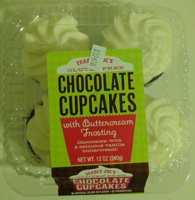 Chocolate Cupcakes - Product